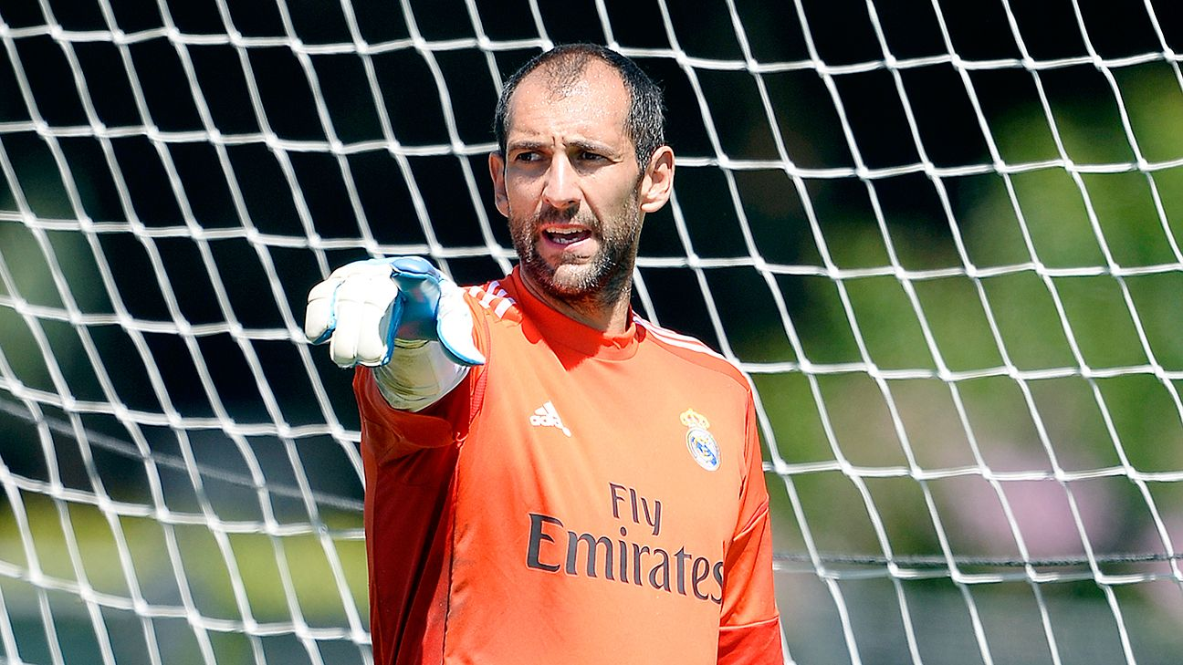 Diego Lopez is on the verge of leaving one goalkeeping glut at Real Madrid for another at AC Milan.