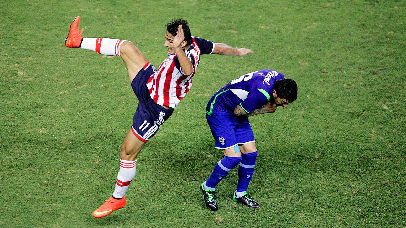 Both Chivas and Cruz Azul have struggled to find the back of the net thus far in the Liga MX Apertura.