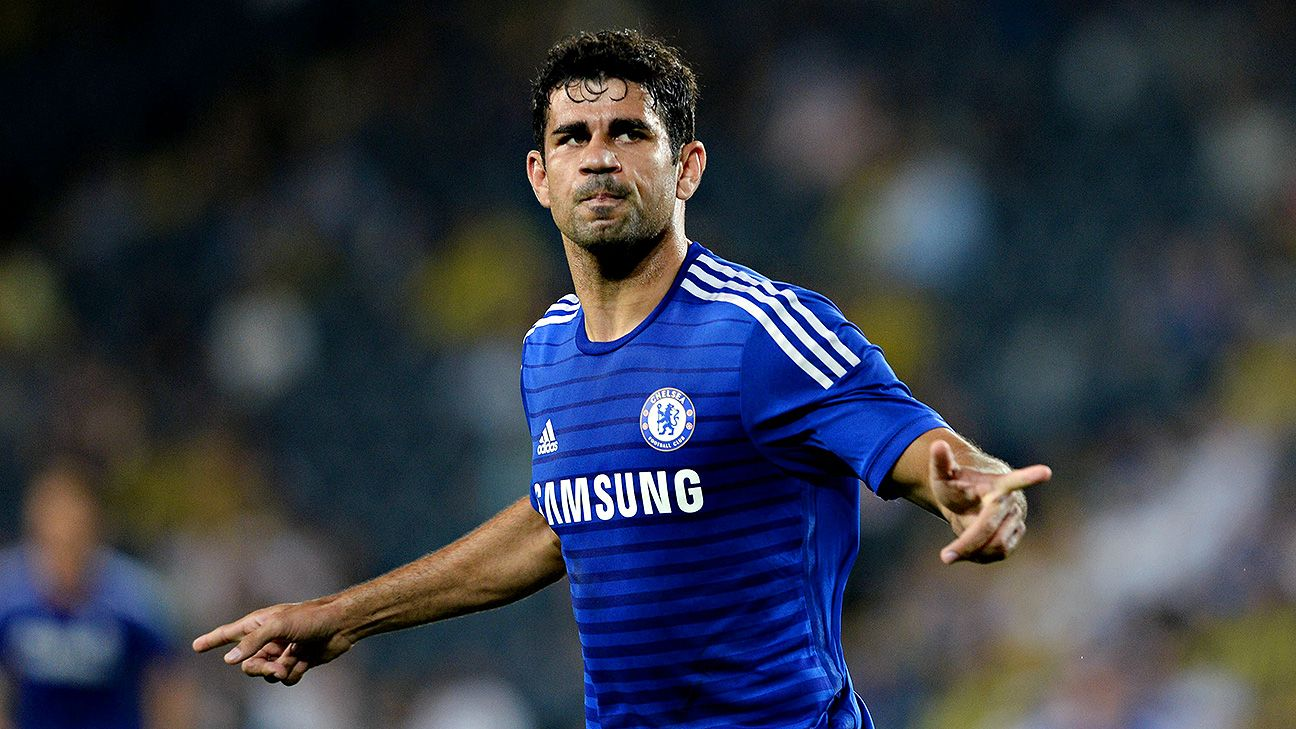 Diego Costa has the right ingredients to be a quality player in the Premier League.