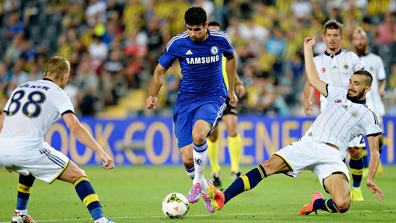 Costa's move to Chelsea didn't just benefit Atletico Madrid, but three other entities.