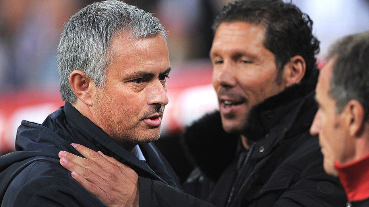 Like Simeone, Mourinho should be well equipped to get the best out of the combative Costa.