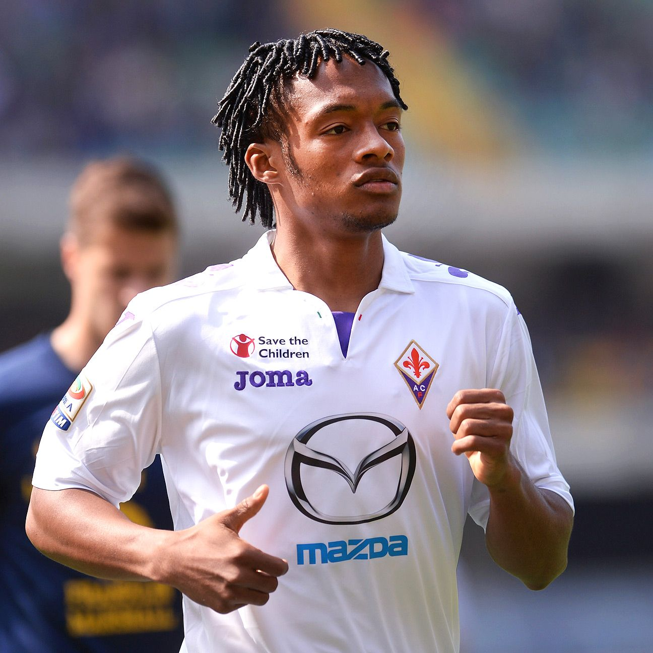 Fiorentina's Juan Cuadrado has been linked with a move to Barcelona.
