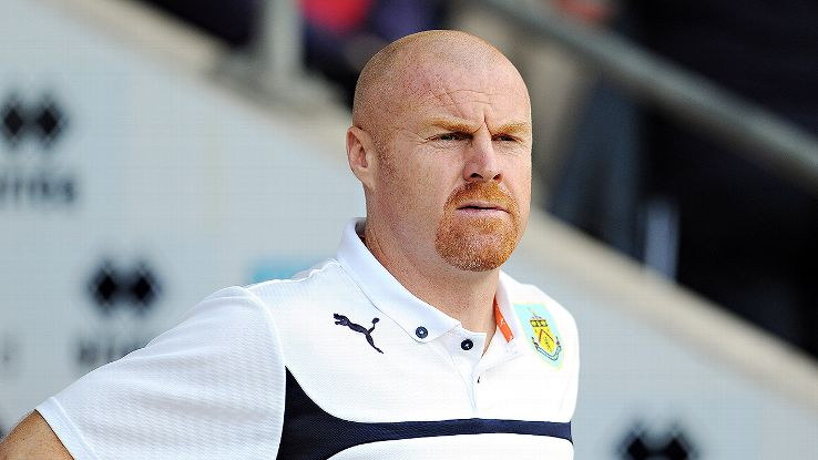 Burnley fans hope manager Sean Dyche can guide the Clarets to safety in their first season back in the Premier League.