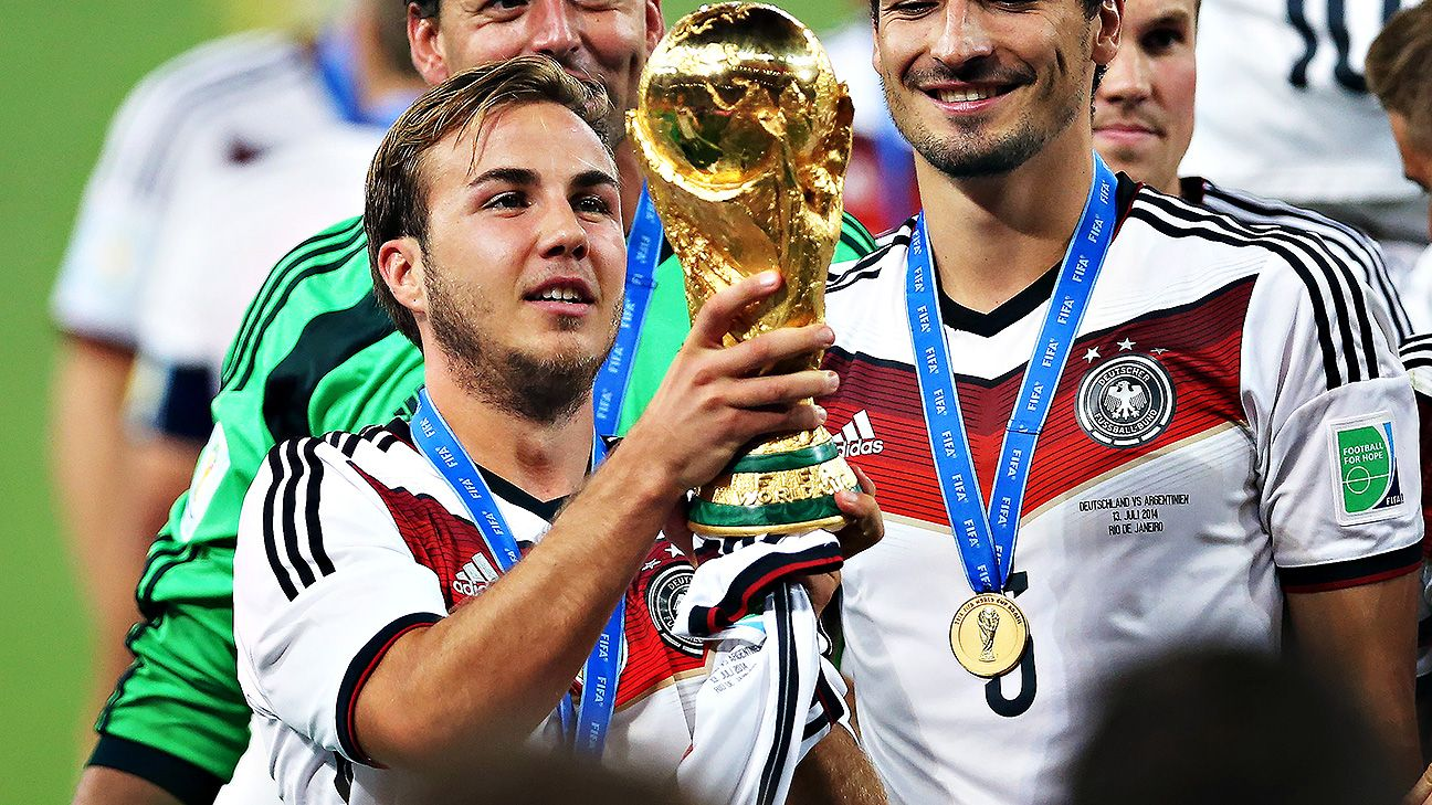 Will winning the World Cup inspire Mario Gotze to fresh heights in 2014-15?
