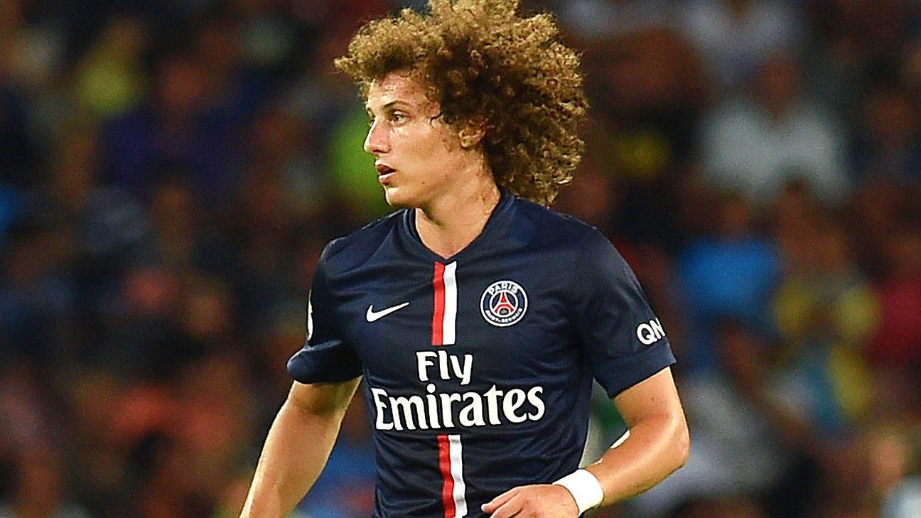 PSG spent 50 million pounds on centre back David Luiz, a player infamous for his defensive liabilities.
