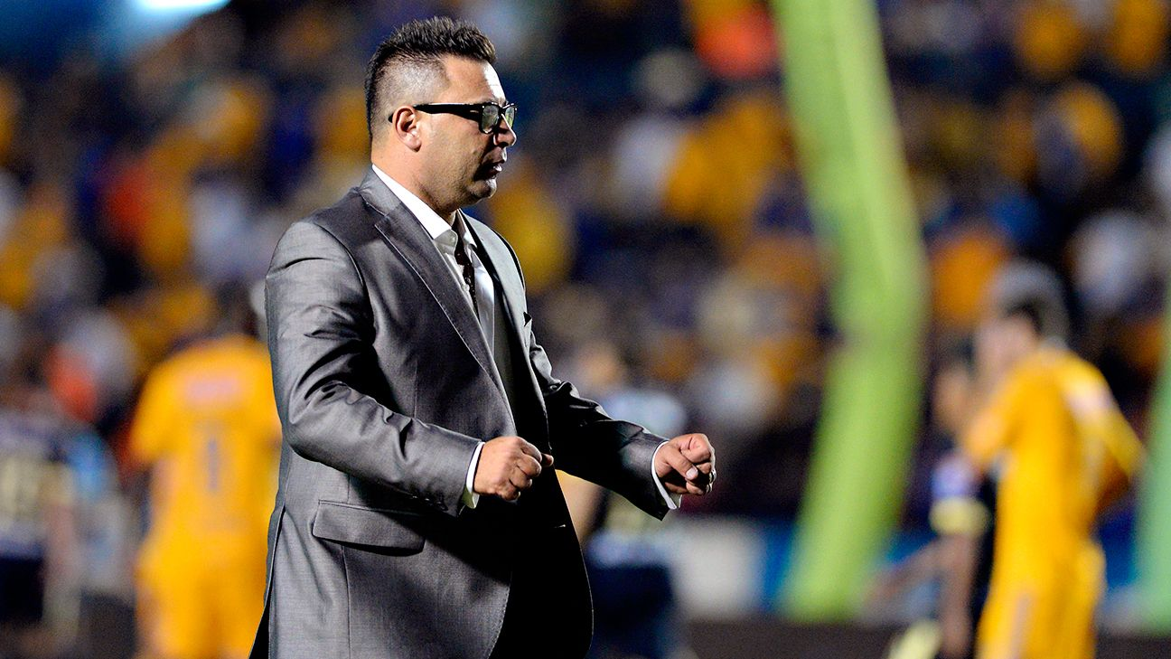 Club America boss Antonio Mohamed has Las Aguilas firing on all cylinders in Liga MX.