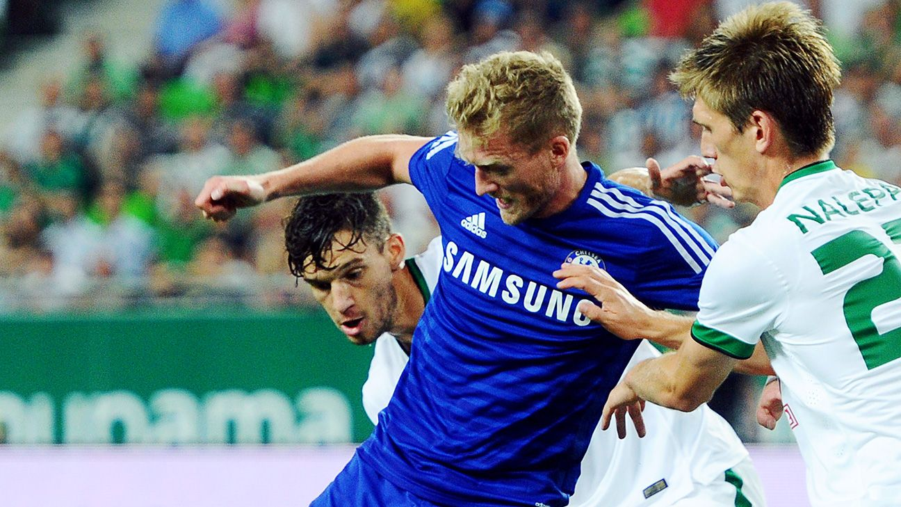 Chelsea supporters are likely to expect a stronger, confident Andre Schuerrle in 2014-15.