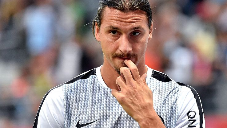 Because of Zlatan Ibrahimovic's generosity, Sweden will be to participate in the INAS 2014 World Football Championships in Brazil.