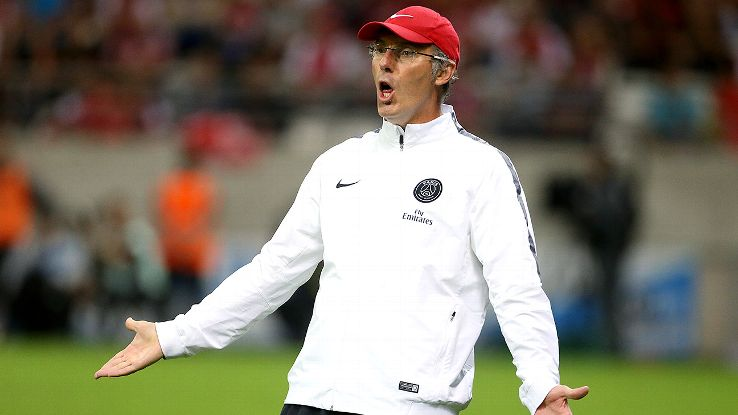 Ibrahimovic is happy working with Blanc but isn't sold yet on management after he retires.