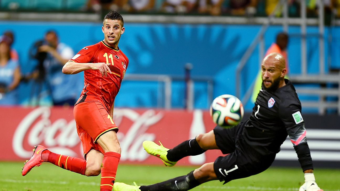 Howard's heroics versus Belgium set things in motion for the U.S. keeper to be involved in