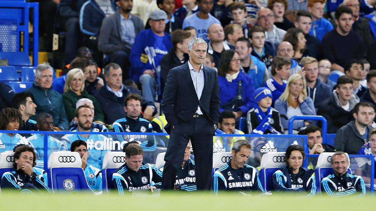 The pressure is on the Special One to deliver a trophy in 2014-15.