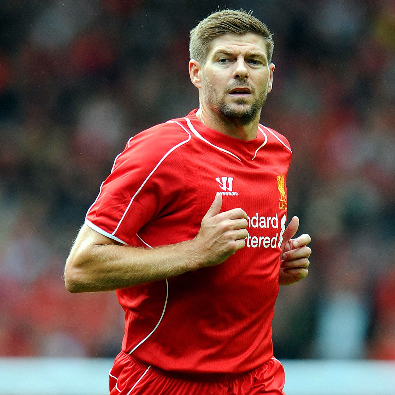 There are whispers that Steven Gerrard could be departing Anfield for MLS.