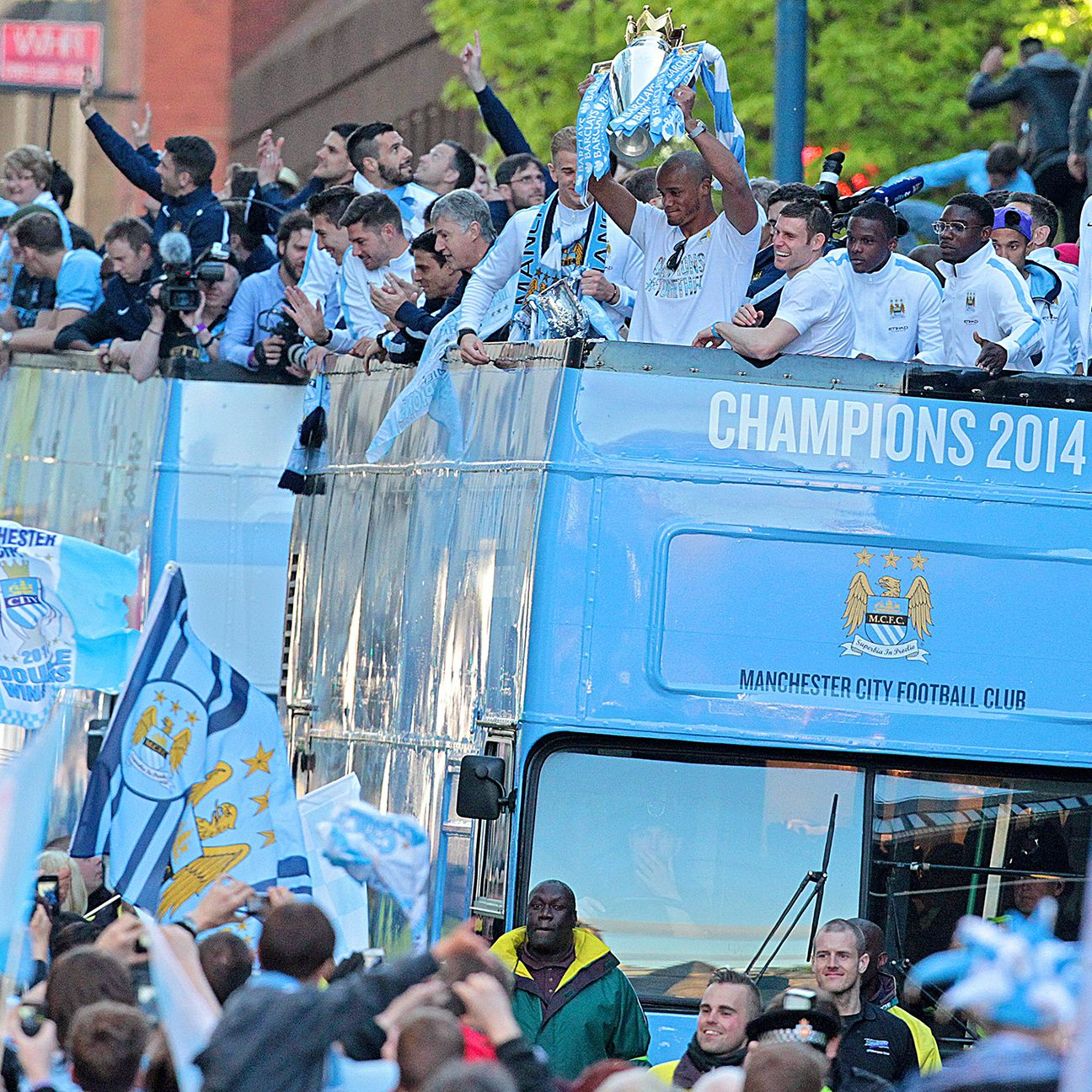Man City won it all last season but they'll face stiffer competition in 2014-15.