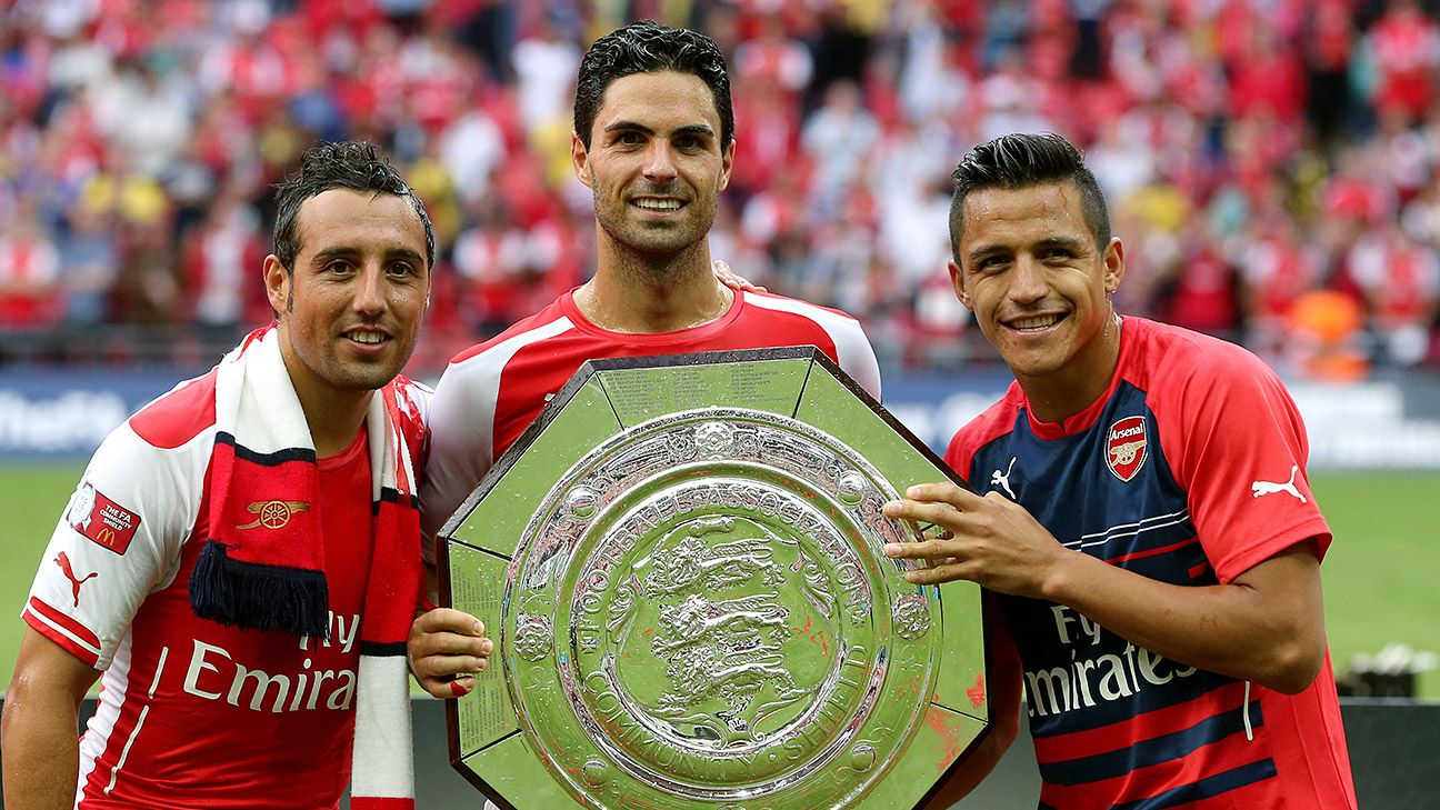 Arsenal's trophy-winning preseason is raising belief that this is the Gunners' year.
