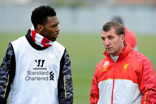 Can Daniel Sturridge, Brendan Rodgers and Liverpool survive without Luis Suarez?