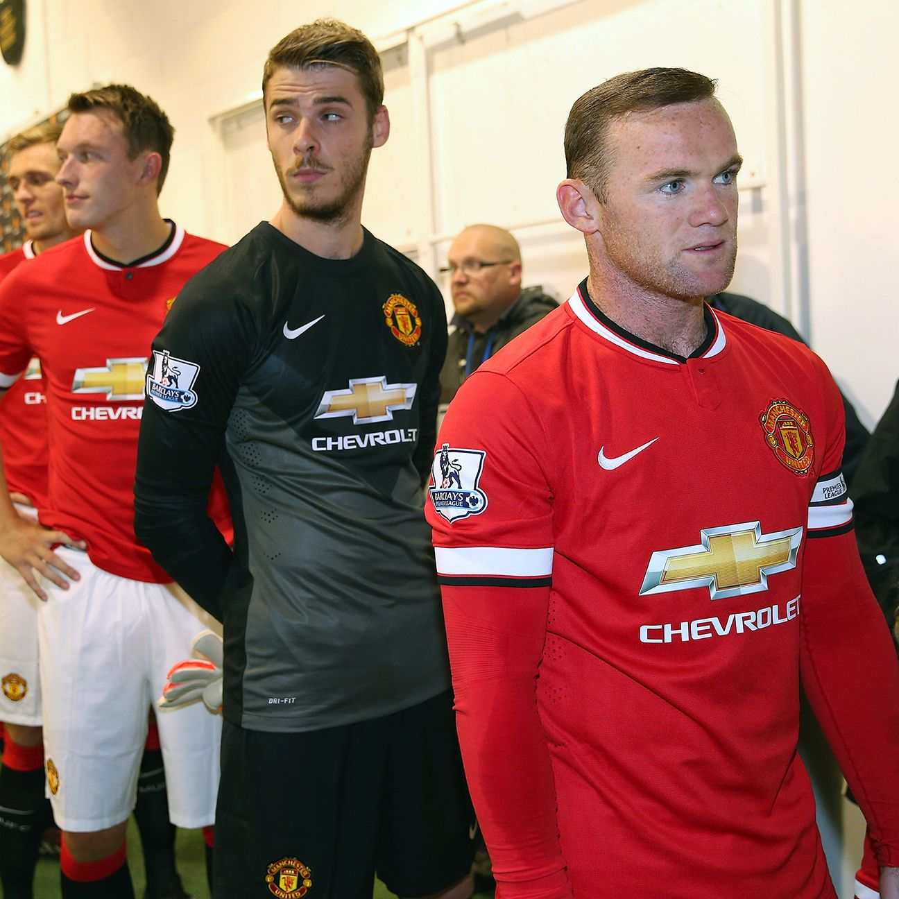 With Rooney as Manchester United's captain, can the Red Devils make it back to the Prem's top table?