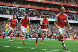 Ramsey secured three points for Arsenal and showed the evolution of his midfield play.