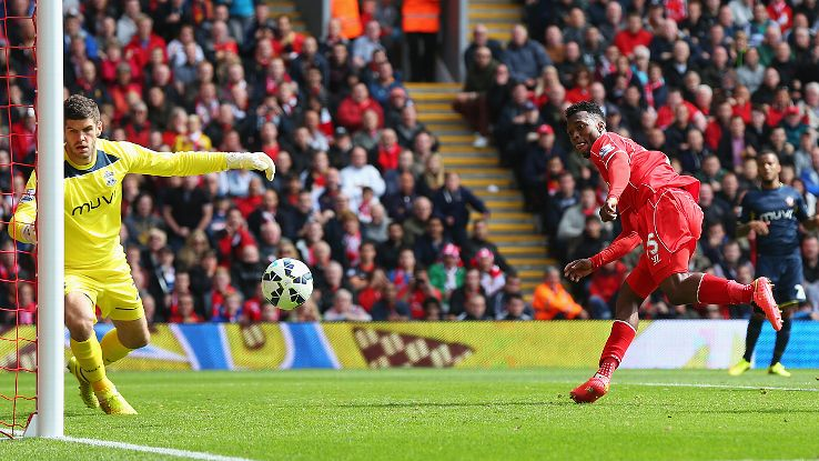 In the end, Daniel Sturridge secured all three points for Liverpool.