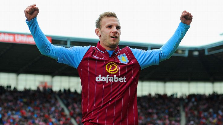 Weimann's goal capped a promising game for a player who needs to find form this season.