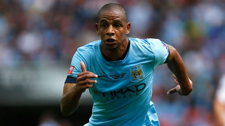 Liverpool will have to contend with Fernando's acute ability to break up the opposing team's attack.