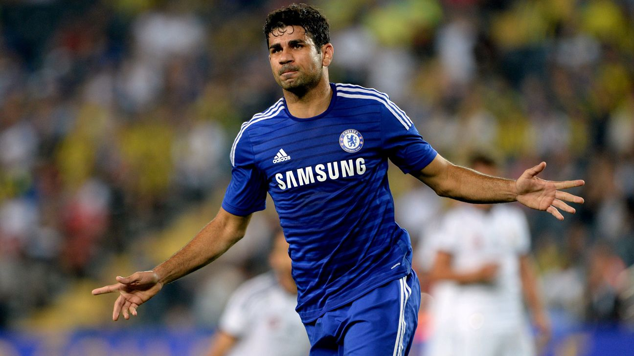 After a striker-starved 2013-14 season, Chelsea have found their man in Diego Costa.