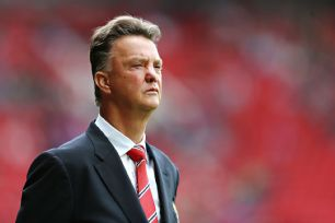 Louis van Gaal's start at Old Trafford has been less-than-stellar, but the Dutch manager is not feeling any heat, for now.