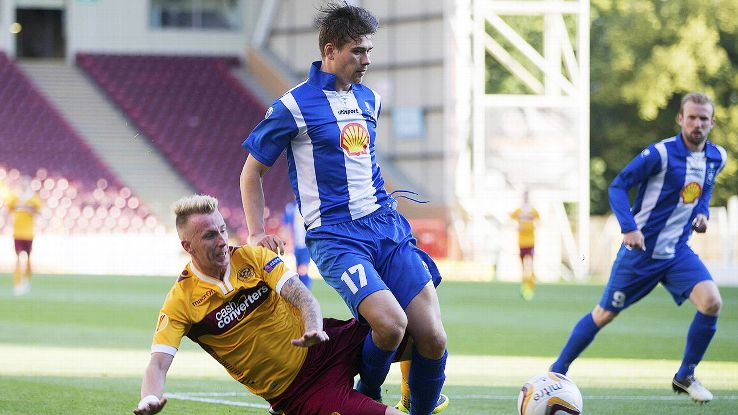 Stjarnan currently sit first in the Icelandic first division and have already taken down known European sides like Scotland's Motherwell.