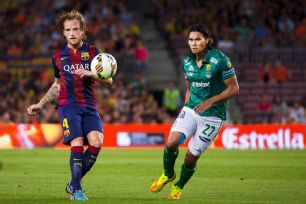Encouragingly, Ivan Rakitic has slotted seamlessly into Barcelona's midfield.