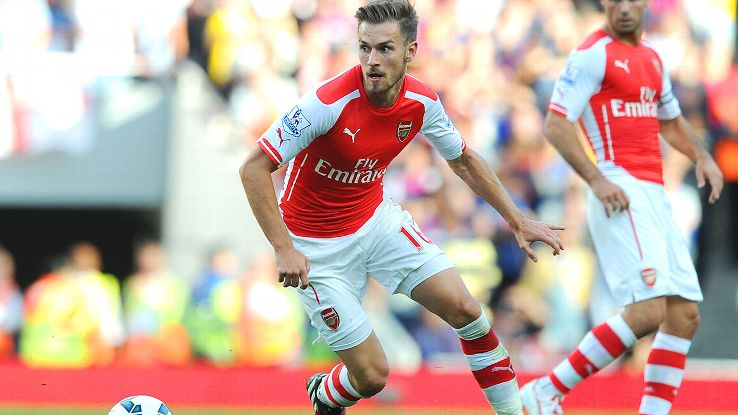 Aaron Ramsey's recent good form makes him a solid choice as fantasy captain.