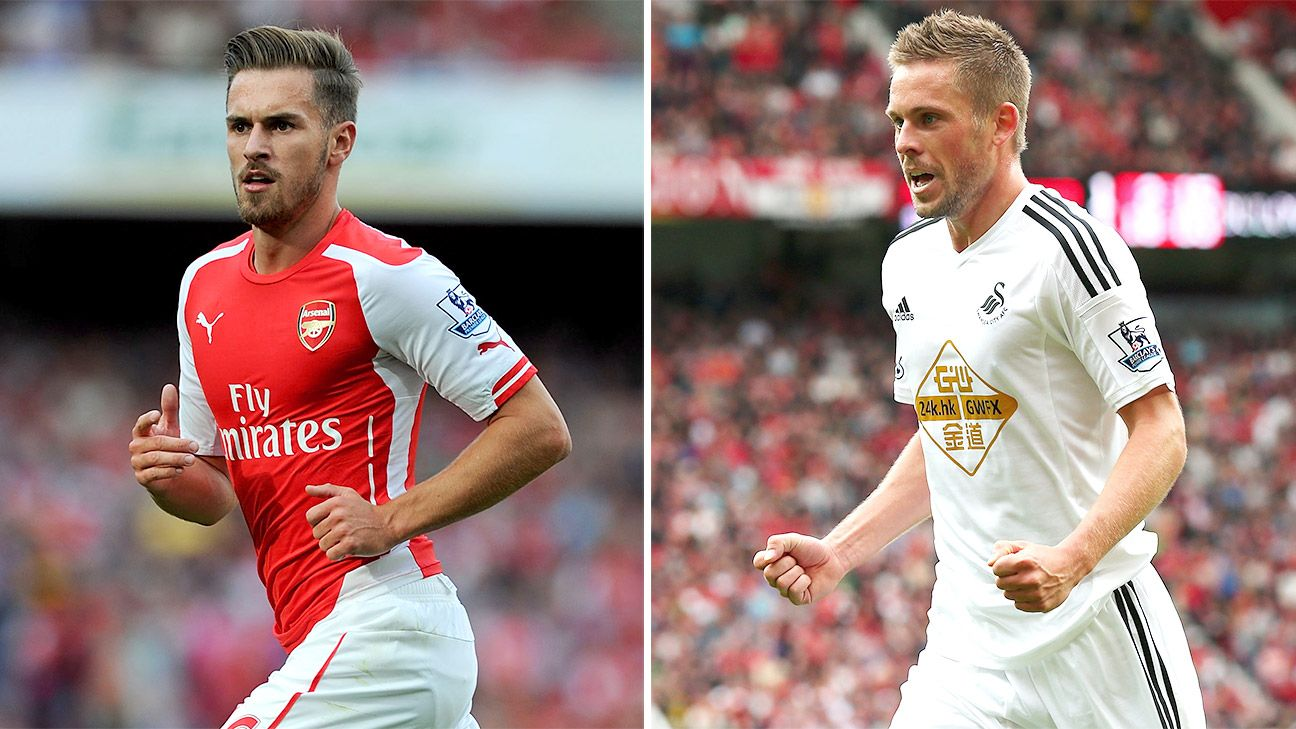 Ramsey and Sigurdsson look set for strong seasons at Arsenal and Swansea.