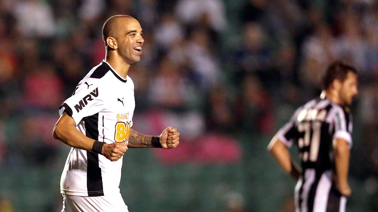 Tardelli's scoring touch -- 73 goals in 114 games for Atletico Mineiro -- is an asset for Brazil.