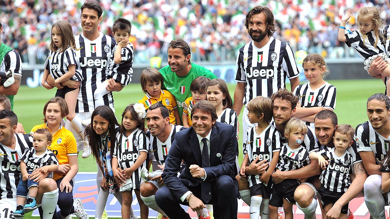 Conte and Juve have dominated Serie A for years, a fact that might work against him with the Azzurri.