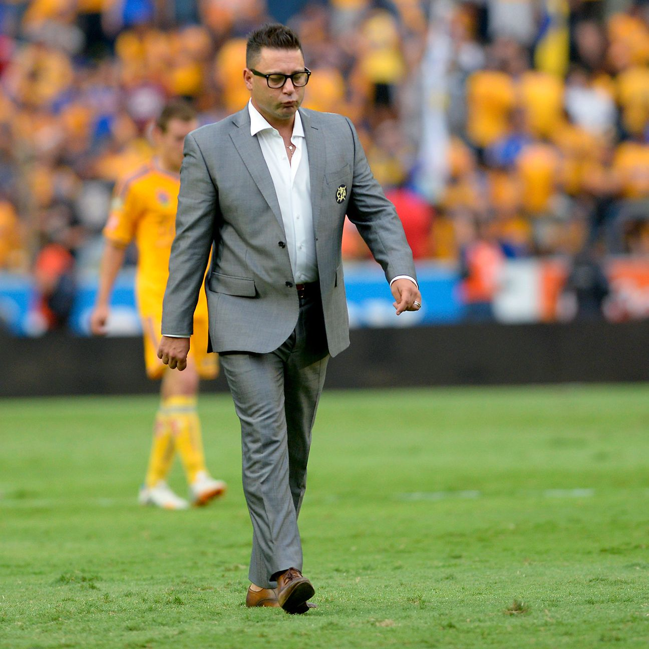 Antonio Mohamed has Club America firing on all cylinders.