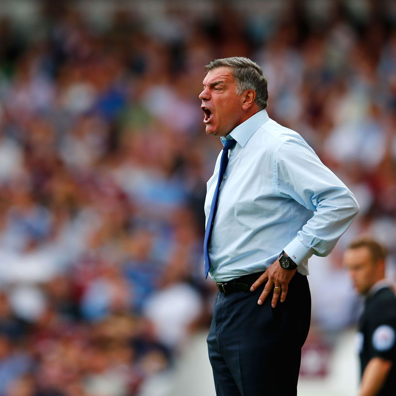 Sam Allardyce's West Ham tenure ended in defeat at Newcastle.