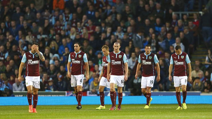 Burnley will seek their first points of the Premier League season when they visit Swansea.