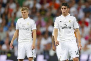 Real's impressive summer, adding Kroos and James, has them looking good for the title.