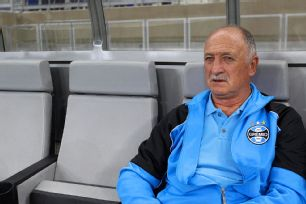 Scolari returned to the Mineirao on Thursday but tasted defeat again.