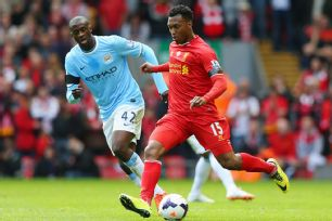 Liverpool will need a good performance out of Daniel Sturridge in order to take down the reigning champions.
