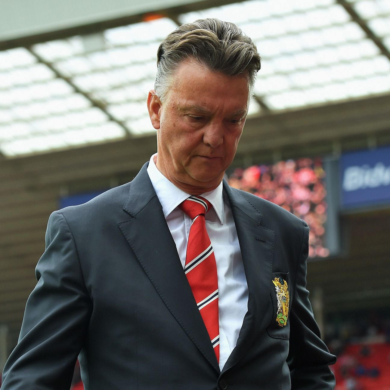 Louis van Gaal's back line has already been gashed on a few occasions this season, including a forgettable five goals allowed at newly promoted Leicester City.