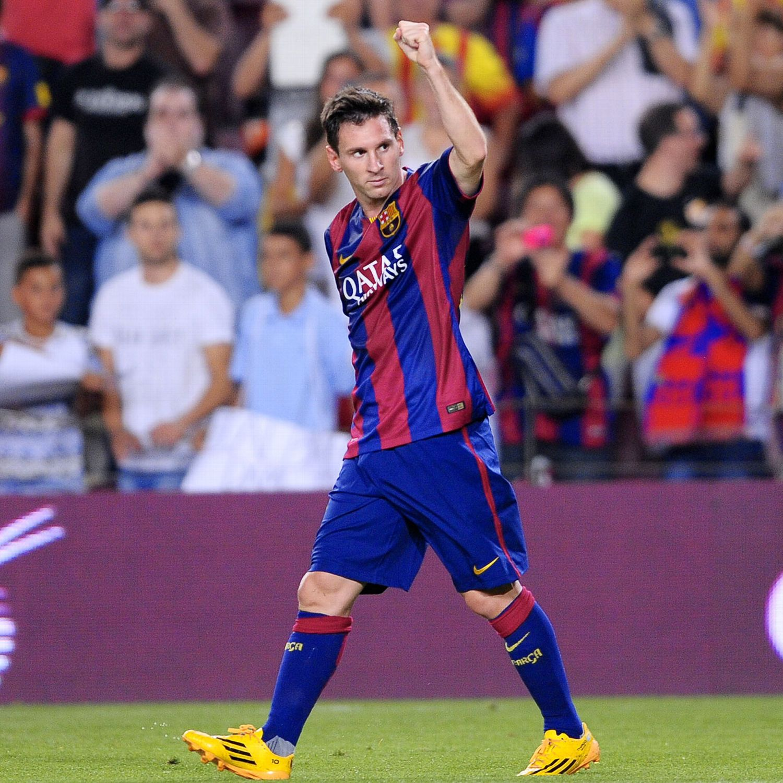 Liverpool V Barcelona Live Matchday Blog: Three Points: Barcelona Vs. Elche