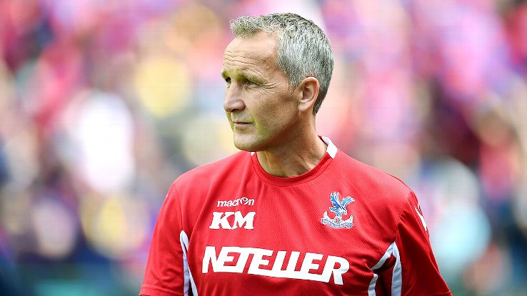 Things seem to grow more complicated by the day for Crystal Palace caretaker manager Keith Millen.
