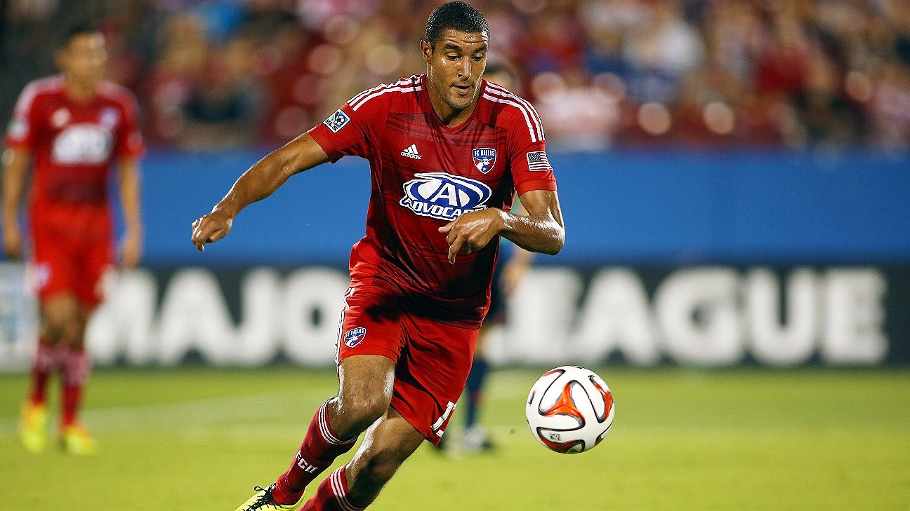 Tesho Akindele has scored six goals for FC Dallas since July 4.