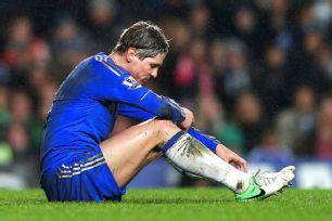 Life for Fernando Torres at Chelsea has been rough from the very start following his record-breaking transfer from Liverpool.
