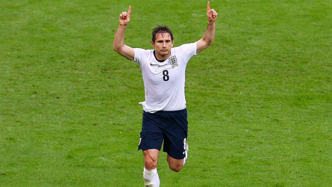 After 106 appearances and 29 goals, Frank Lampard has stepped away from international football.