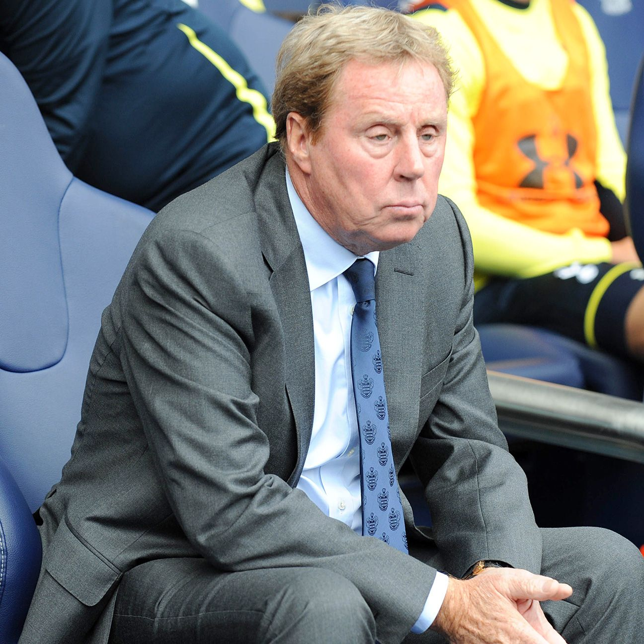 Harry Redknapp opted to rely on the loan market to strengthen his QPR side.