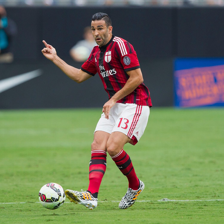 Adil Rami: Sevilla Closing In On Adil Rami Signing From AC Milan