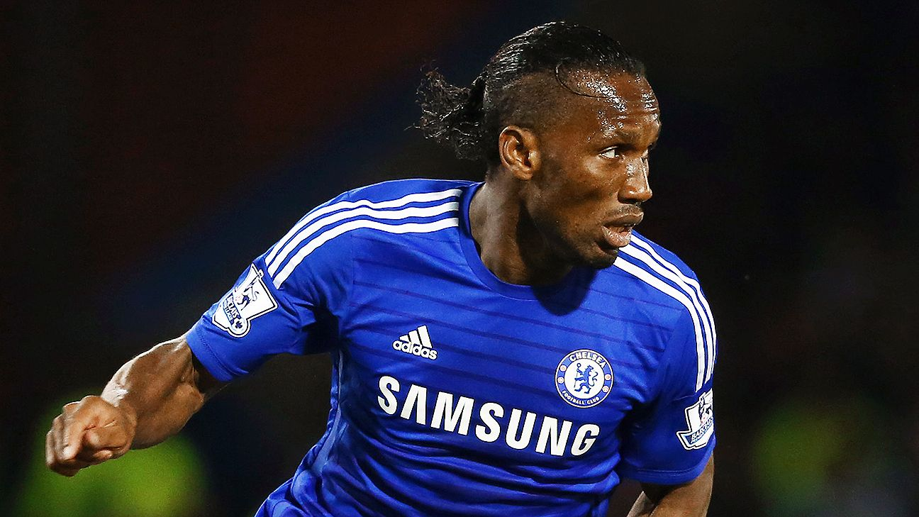 With Diego Costa out injured and Fernando Torres expected to sit out, Chelsea's scoring onus at Everton will fall on the shoulders of veteran Didier Drogba.