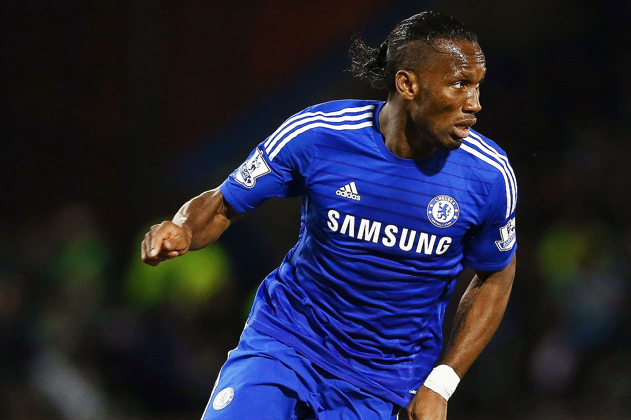 With Diego Costa and Loic Remy likely to miss, veteran Didier Drogba could get the nod as Chelsea's starting striker.