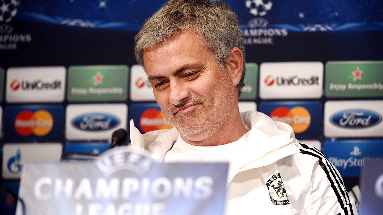 The Special One will get a chance to return to his native Portugal when Chelsea travel to Lisbon to face Sporting.
