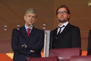 Arsenal manager Arsene Wenger will once again match wits with Borussia Dortmund boss Jurgen Klopp in the Champions League.